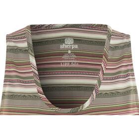 Sherpa Preeti Naiset Hihaton paita , vaaleanpunainen/monivärinen